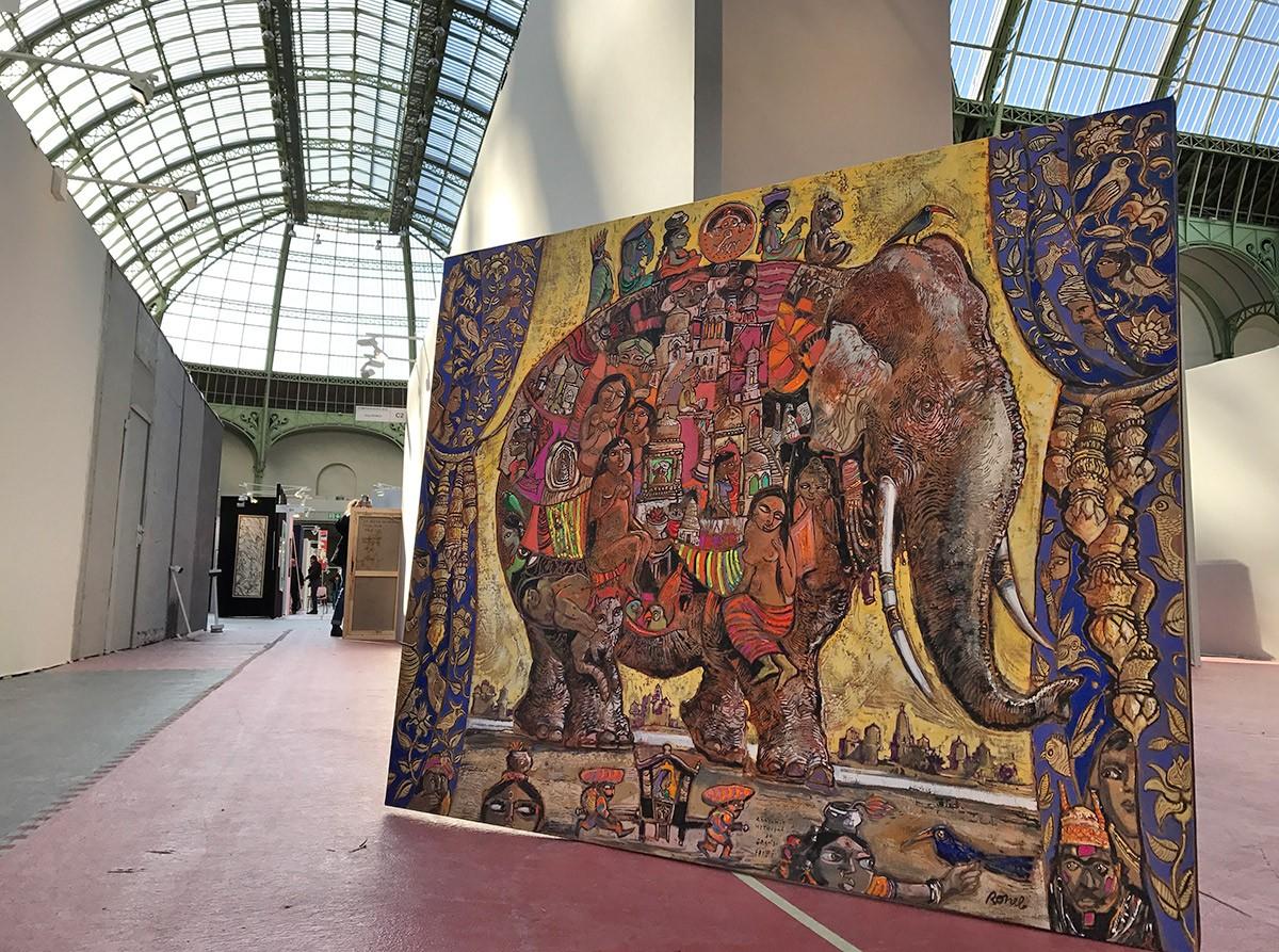 2018 Grand Palais - Paris