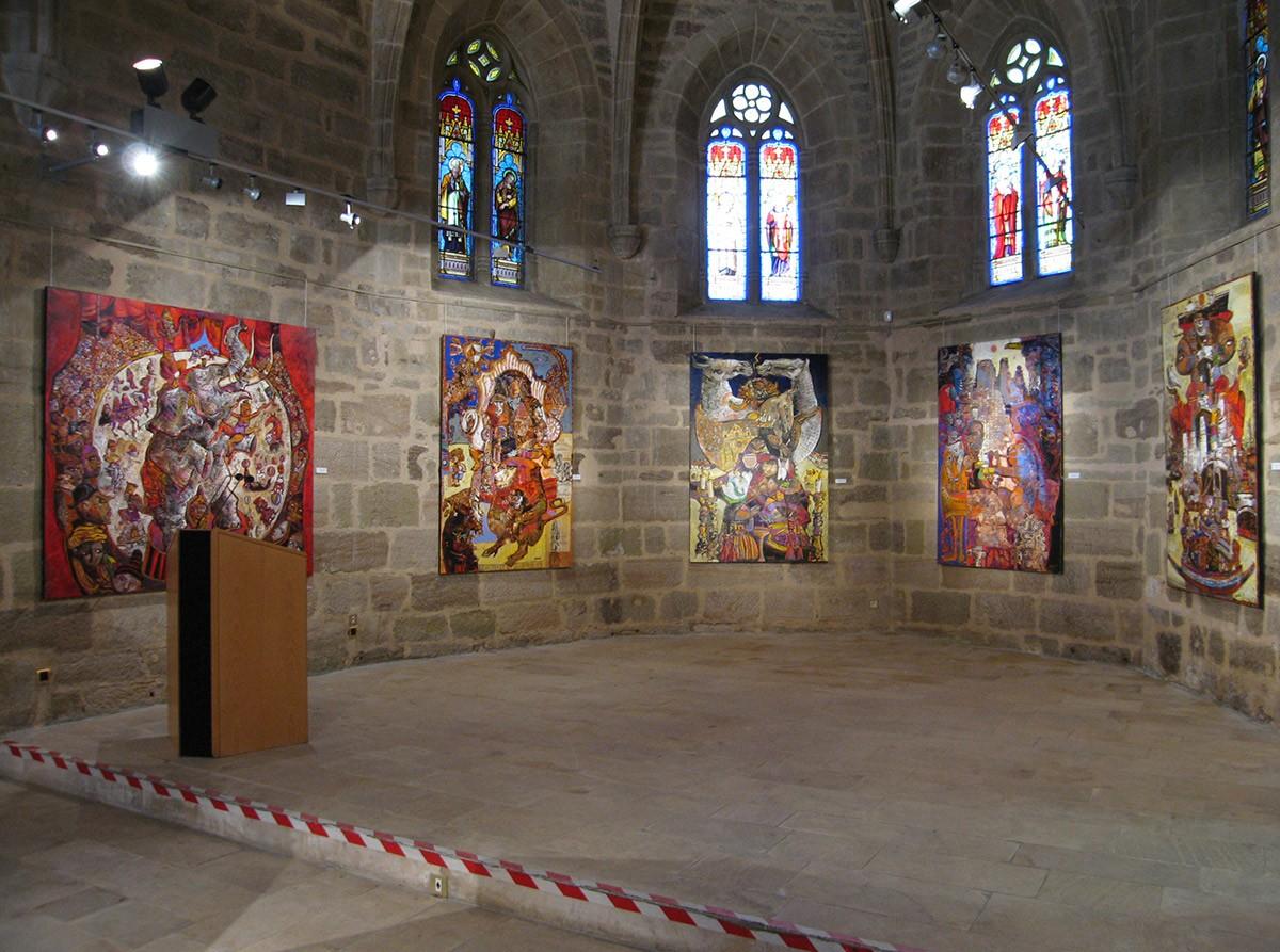 2008 Chapelle Saint Libéral - Musée de Brive