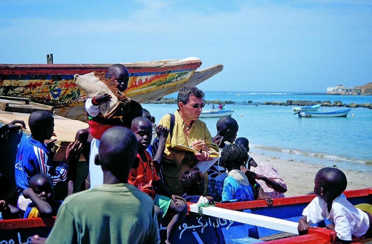 N'GOR Sénégal - 2002