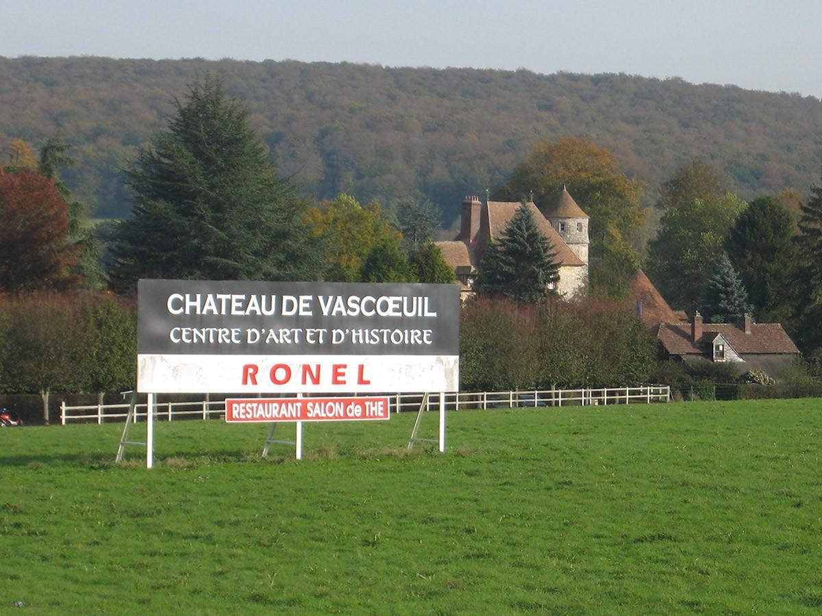 2006 Château de Vascoeuil