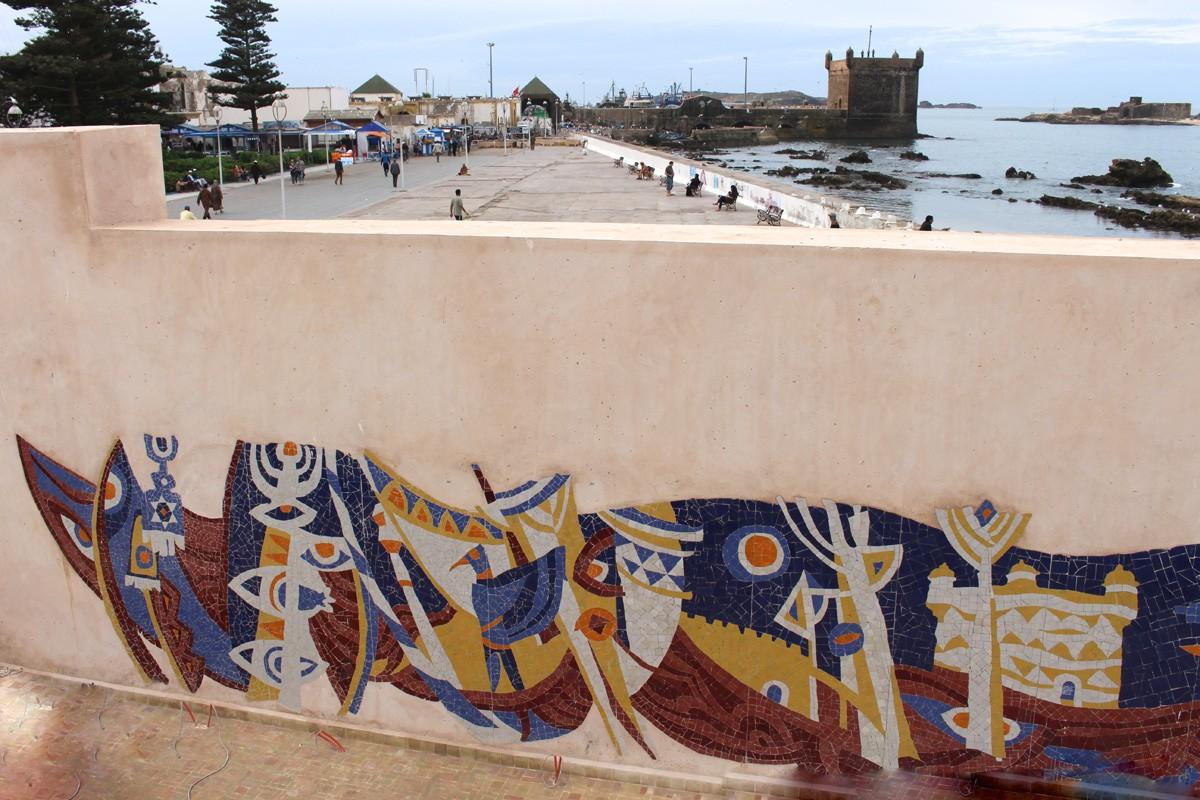 2015 Centre de documentation historique d'Essaouira - Maroc