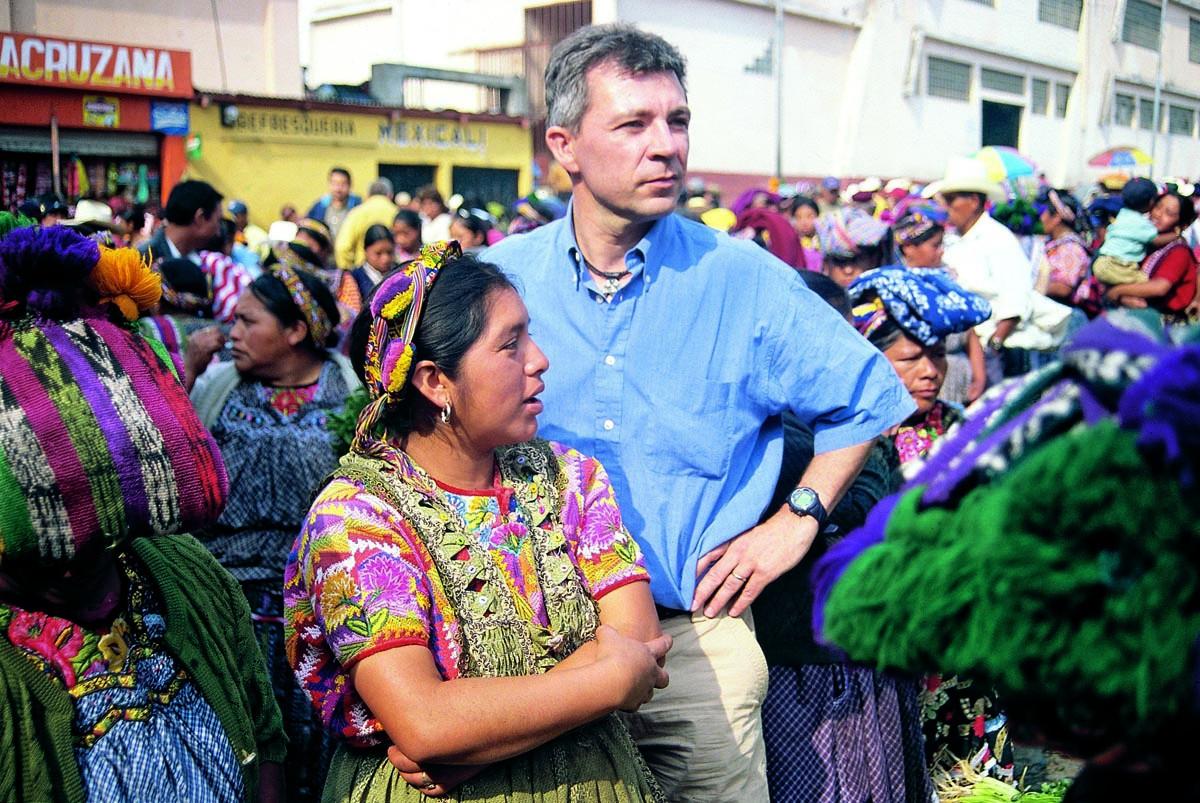 Almolonga, Guatemala - 2005