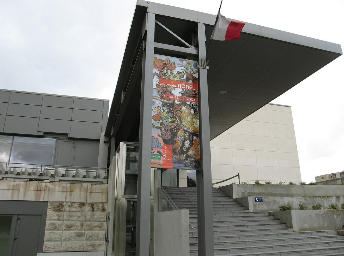 2008 exposition personnelle Archives d'Eure et Loir - Chartres