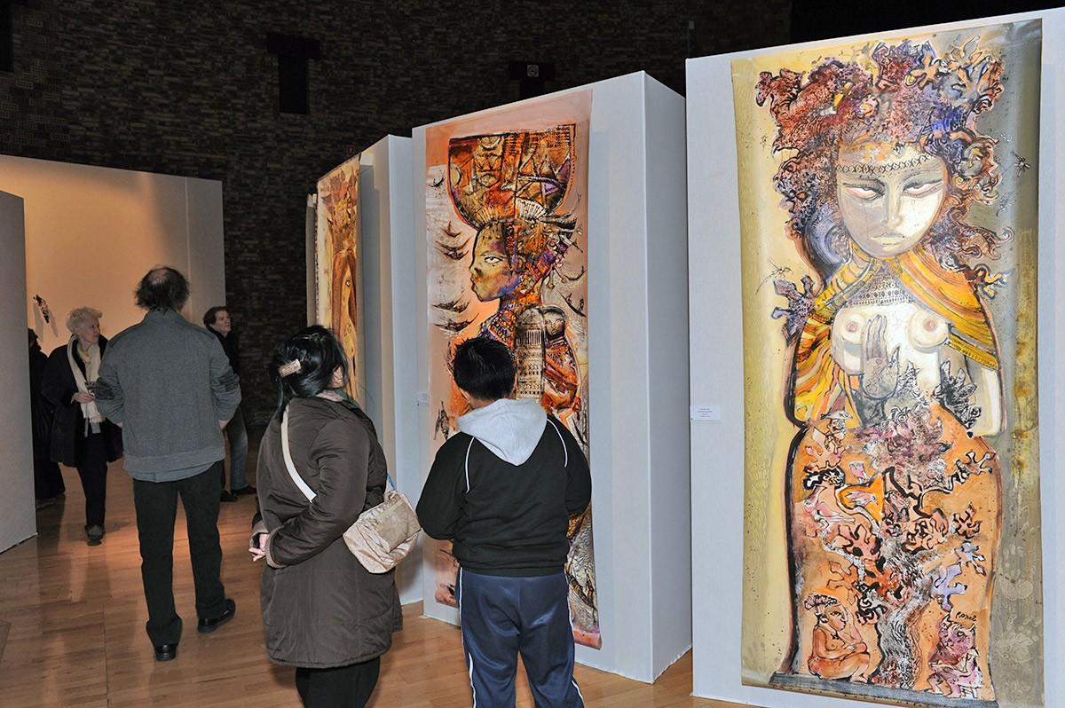 2010 Centre culturel - Les Ullis