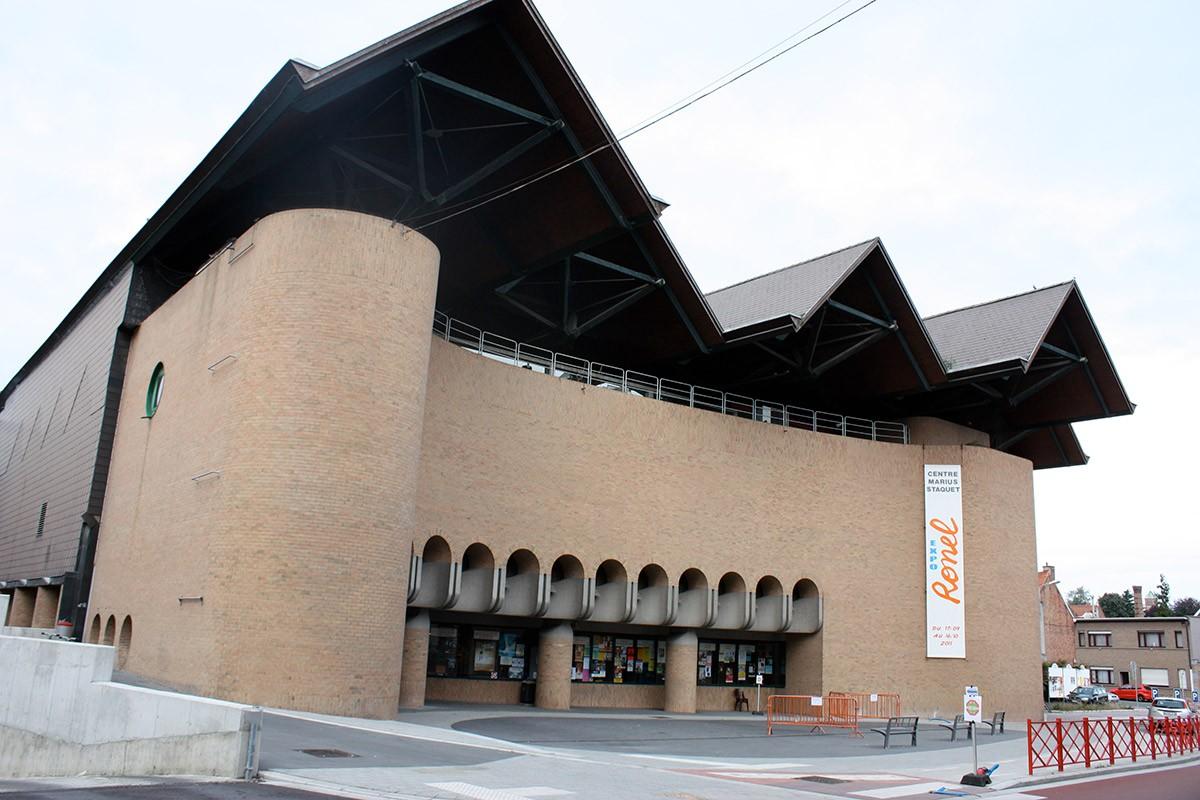 2011 Centre culturel Mouscron - Belgique