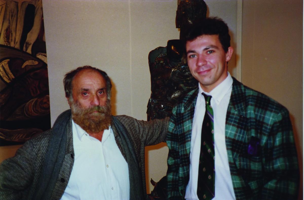 Avec César, 1988
