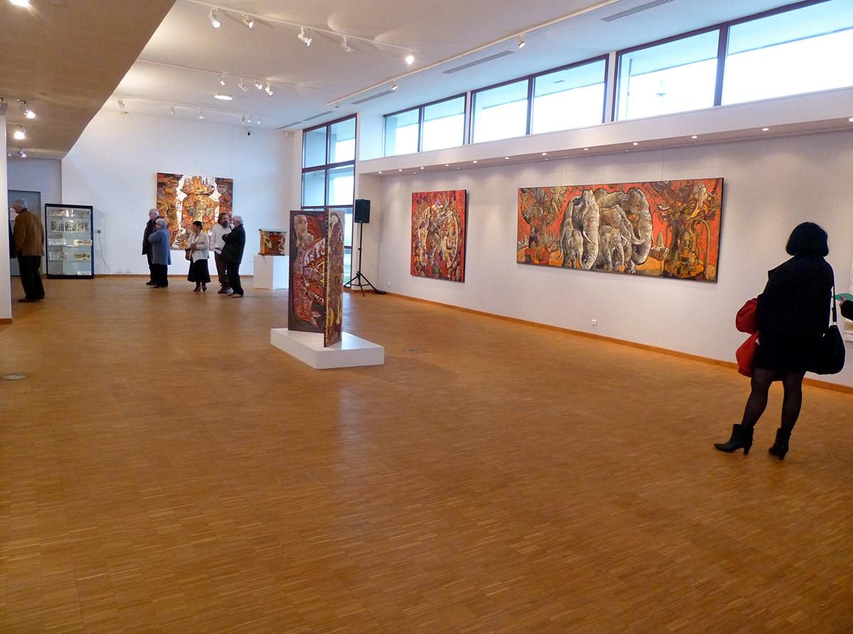 2013 Centre culturel - Notre Dame de Gravenchon