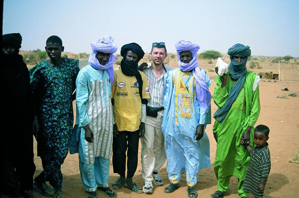 Touaregs vers Gao, Mali - 2003