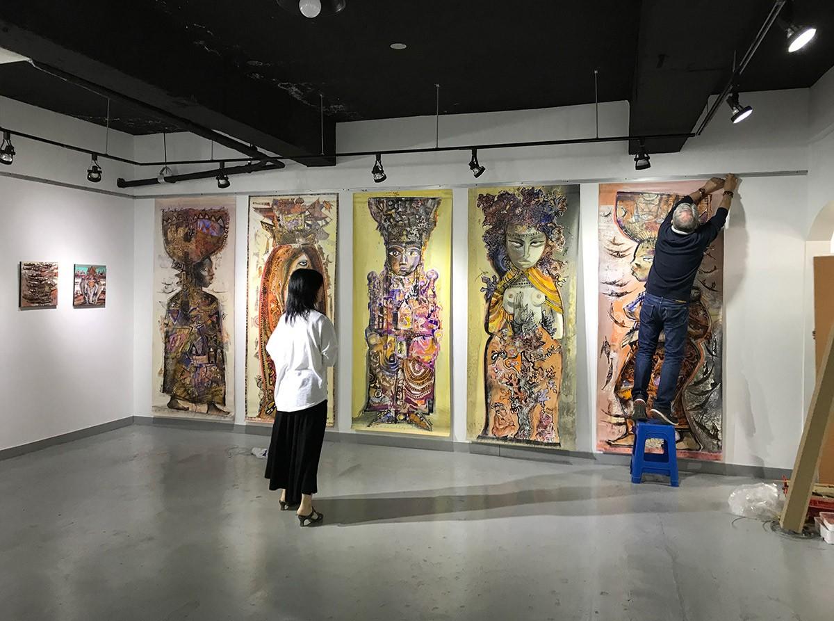 2018 Gada Gallery - Ulsan - Corée -2