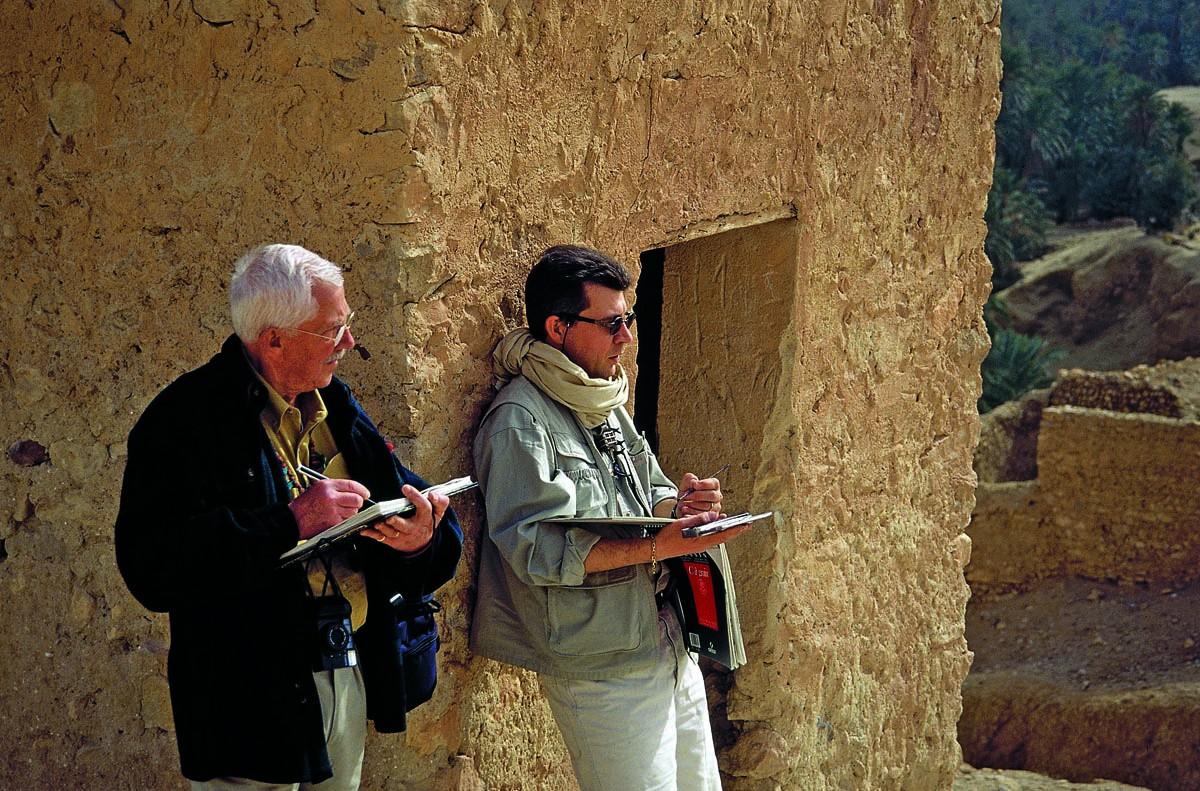 2001-Pere-et-fils-Chebika-Tunisie