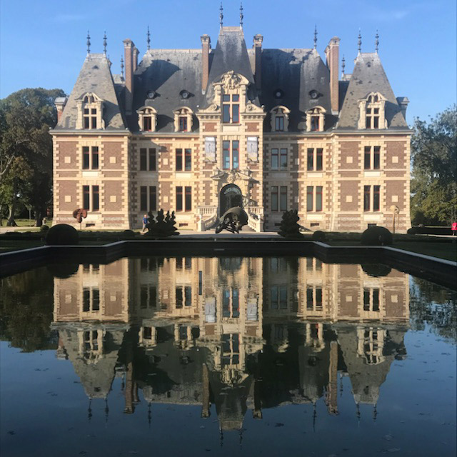 Chateau Matmut - exposition Ronel 2019